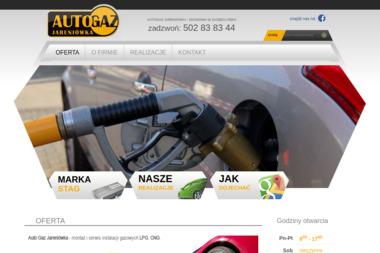 Auto Gaz Jareniówka - Instalacje LPG Jasło
