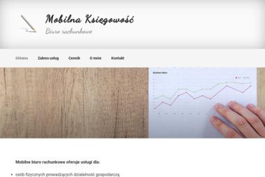 Mobilna księgowości. Biuro Rachunkowe Oliwia Skonieczna - Usługi Leszno