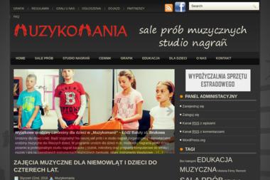 Muzykomania - Nauka Gry na Gitarze Łódź
