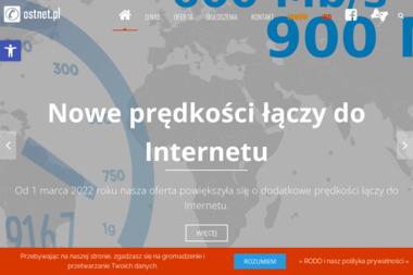 SPÓŁDZIELNIA TELEKOMUNIKACYJNA OST - Internet Tyczyn
