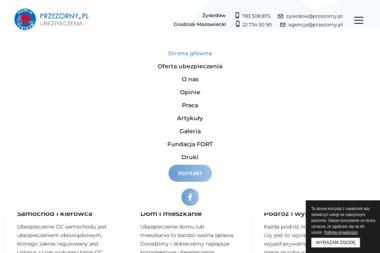Agecja Centrum - Ubezpieczenie firmy Grodzisk Mazowiecki