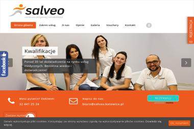 Centrum Aktywnej Rehabilitacji SALVEO Katowice - Ortopeda Katowice