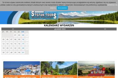 Biuro Podróży STEFAN-TOURS - Usługi Lesko