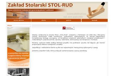 Zakład Stolarski STOL-RUD - Schody drewniane Opole