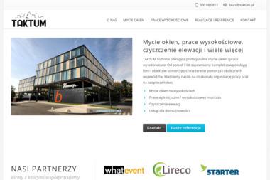 Taktum - Alpinizm Przemysłowy Gdańsk
