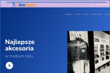 TELEMAGIC Jacek Grabczan - Serwis telefonów Warszawa