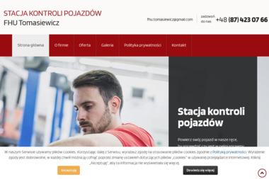 FHU Tomasiewicz - Gazownik Samochodowy Pisz