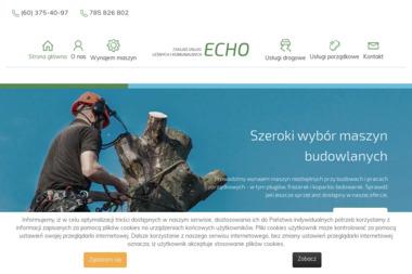Echo - Odśnieżanie Wieluń