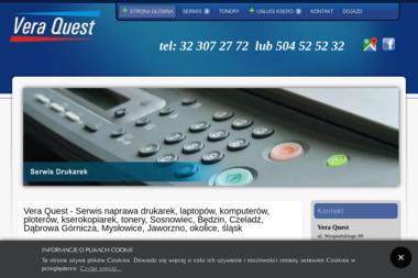 Vera Quest - Serwis sprzętu biurowego Sosnowiec
