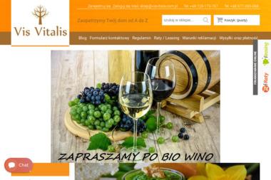Vis Vitalis - Zdrowa żywność Świdnica