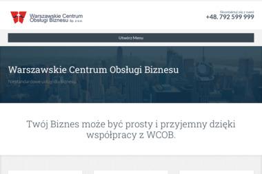 WARSZAWSKIE CENTRUM OBSŁUGI BIZNESU SP. Z O.O. - Wełna mineralna Warszawa