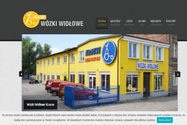 Krause - wózki widłowe - Wózki widłowe Bydgoszcz