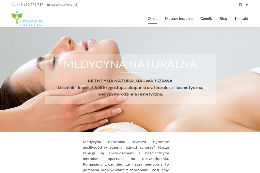 PARAMED Medycyna Naturalna - Akupunktura Warszawa