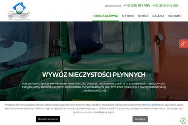 Marciniak Zbigniew Wywóz Szamba - Wywóz Gruzu Niemce