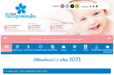 Żłobek Niezapominajka - Opieka Nad Dziećmi Gdynia