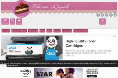 Domowe Wypieki Daniela Kołacz - Cukiernia Zawiercie