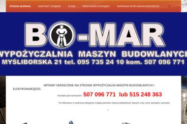 BO-MAR - Wypożyczalnia Sprzętu Budowlanego Gorzów Wielkopolski
