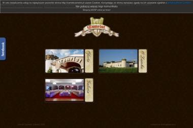 Hotel Zamek Camelot. Noclegi, bankiety - Noclegi Dębica