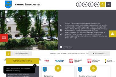 Zakład Wodociągów i Gospodarki Komunalnej w Żarnowcu - Odbiór Gruzu Żarnowiec