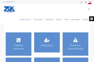 Zakład Gospodarki Komunalnej Sp. z o.o. - Wywóz Gruzu Buk