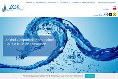 Zakład Gospodarki Komunalnej Sp. z o.o. - Wynajem Kontenera na Gruz Jelcz-Laskowice
