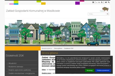 Zakład Gospodarki Komunalnej w Wasilkowie - Wywóz Gruzu Wasilków