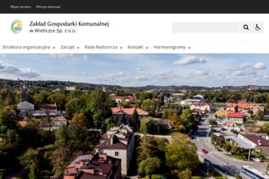 Zakład Gospodarki Komunalnej w Wieliczce Sp. z o.o. - Wywóz Gruzu Wieliczka