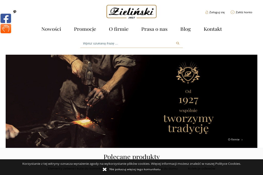 Zieliński s.c. - Usługi Kowalskie Łomianki
