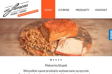 Piekarnia i Cukiernia z Jaracza Słupsk - Cukiernia Słupsk