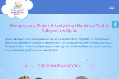 ŻŁOBEK Tuptuś Odkrywca - Przedszkole Opole