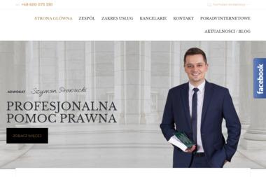 Kancelaria Adwokacka Szymon Prawucki Adwokat - Kancelaria Adwokacka Gorzów Wielkopolski