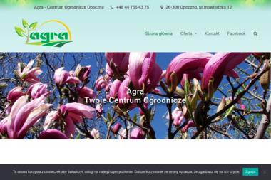 Agra Sklep Ogrodniczo-Rolny - Środki ochrony roślin Opoczno
