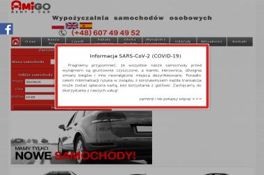 Amigo - Wypożyczalnia samochodów Szczecin
