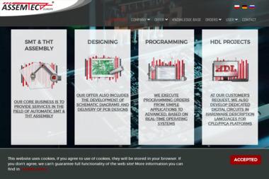 AssemTec Europe - Programista Zielona Góra