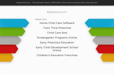 Centrum Zabaw Dla Dzieci Bajkoland - Wypożyczalnia strojów Nowy Sącz