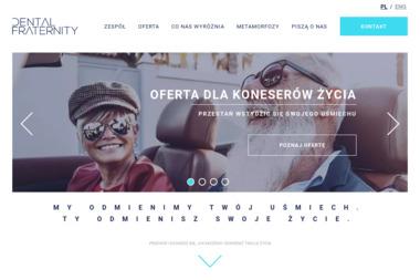 centrum-dentalfraternity.pl - Stomatolog Warszawa