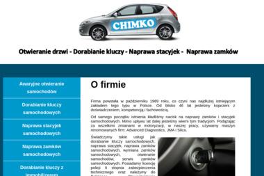 Chimko - Serwis motoryzacyjny Warszawa