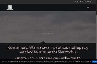 Usługi kominiarskie Maciej Kozłowski - Instalacje Grzewcze Garwolin