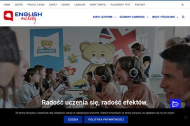 English Melody Szkoła Języka Angielskiego Eliza Pawlik - Szkoła językowa Wolsztyn