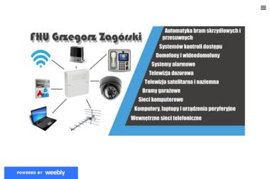 FHU Grzegorz Zagórski - Alarmy Jakubów