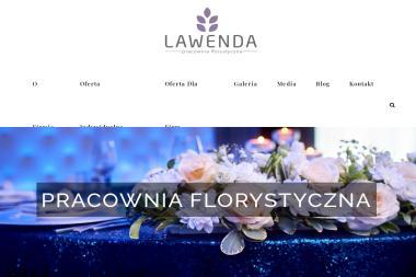 Lawenda. Pracownia Florystyczna - Dekorator wnętrz Warszawa