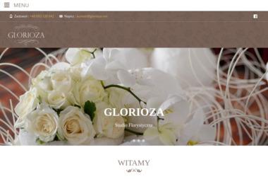 Studio Florystyczne Glorioza. Elżbieta Dussa - Dekoracja Sali Gdańsk