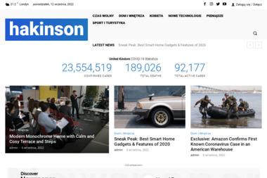 Hakinson Sp. z o.o. - Mycie elewacji Opole