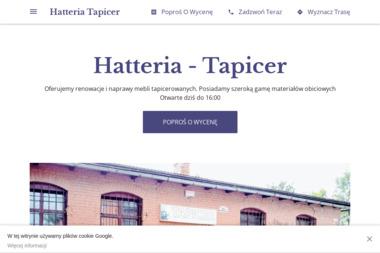 HATTERIA - Tapicer Samochodowy Brzeg