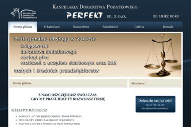 Kancelaria Doradztwa Podatkowego Perfekt Sp. z o.o. - Doradca podatkowy Konstancin-Jeziorna
