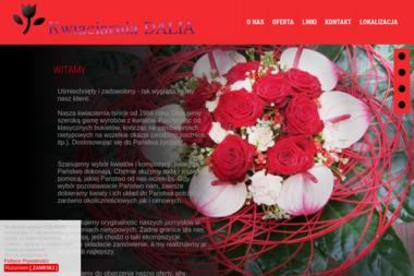 Kwiaciarnia Dalia. Florystyka, kwiaty cięte - Wystrój Kościoła Warszawa