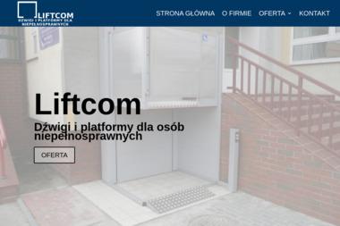 Liftcom Przedsiębiorstwo Dźwigowe Tomasz Nawrot - Maszyny budowlane Lublin