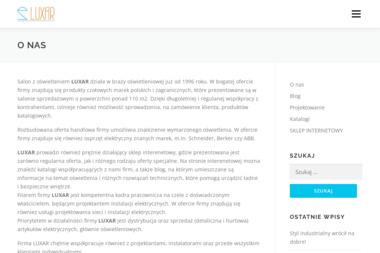 Przedsiębiorstwo Techniczne LUXAR s.c. - Firma Budowlana Piotrków Trybunalski