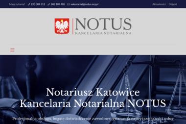 Notariusz Chorzów
