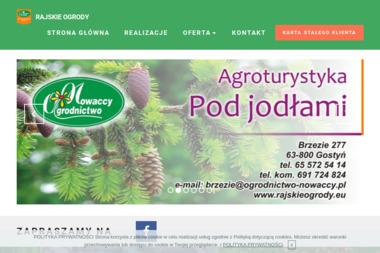 Centrum Ogrodnicze Nowaccy - Środki ochrony roślin Brzezie